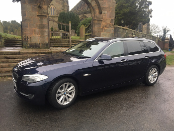Barry Dickinson Executive Cars Cheshire - driving chauffeur driven car